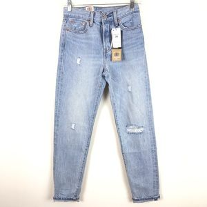 NEW Levi's | Wedgie Fit Selvedge High Rise Denim